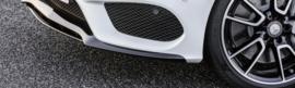 Накладка бампера AMG W205