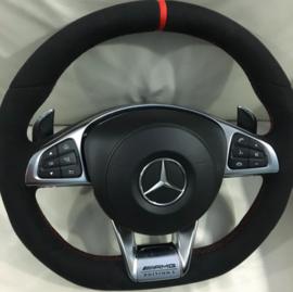 Руль Mercedes GLA AMG