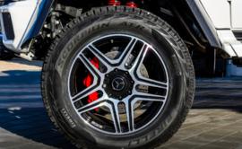 Диски 4x4 Mercedes W463