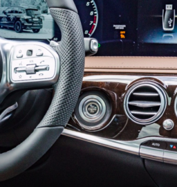 Кнопка старт стоп W222 Mercedes