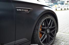 Кованые диски E63 AMG W213 Mercedes R20