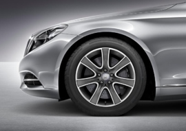 Зимние колеса W222 R18 Mercedes