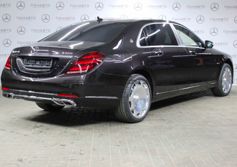 Диски Maybach 2017 Mercedes W222 R20