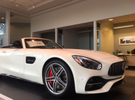 Диски Mercedes-AMG GT Roadster