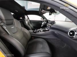 Комфортные сиденья AMG GT