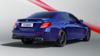 Глушители E63 AMG AKRAPOVIC W213 Mercedes
