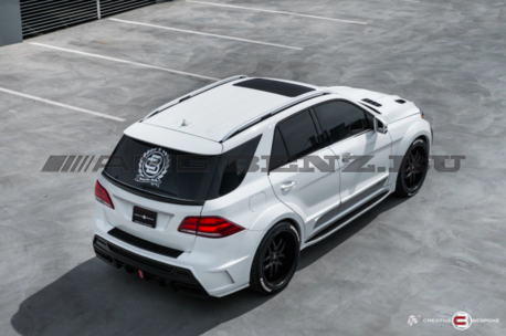 Обвес Mercedes GLE W166 Renegate