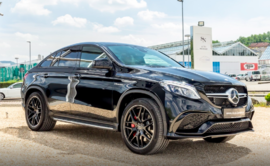 Найт пакет GLE 63 AMG Coupe
