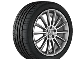 Зимние колеса GLC R20 AMG W253