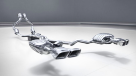 Performance Exhaust System С63 AMG
