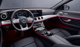 Сиденья E43 AMG W213 Mercedes