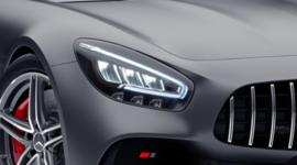 Фары AMG GT 2019 Mercedes C190