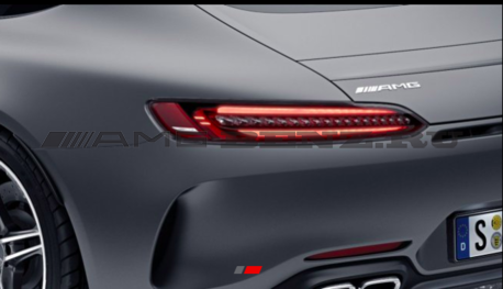 Фонари AMG GT 2019 Mercedes C190
