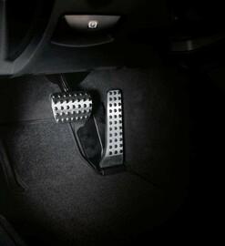 Накладки на педали AMG W213 С238 W205 W222