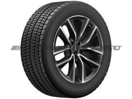 Зимние колеса W223 R18 Mercedes