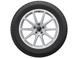 Оригинальные диски Mercedes W223 R18