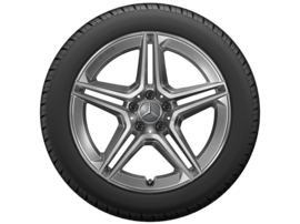 Диски W223 AMG R19 Mercedes-Benz