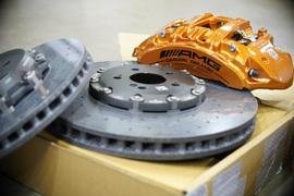 Керамические диски W212 E63
