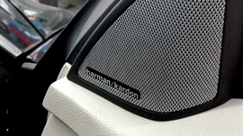 Музыка HARMAN KARDON GLS Mercedes
