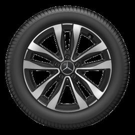 Зимние колеса C206 R17 Mercedes W206