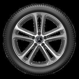 Зимние колеса W206 R18 Mercedes C206
