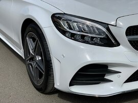 Фары W205 Рестайлинг Mercedes