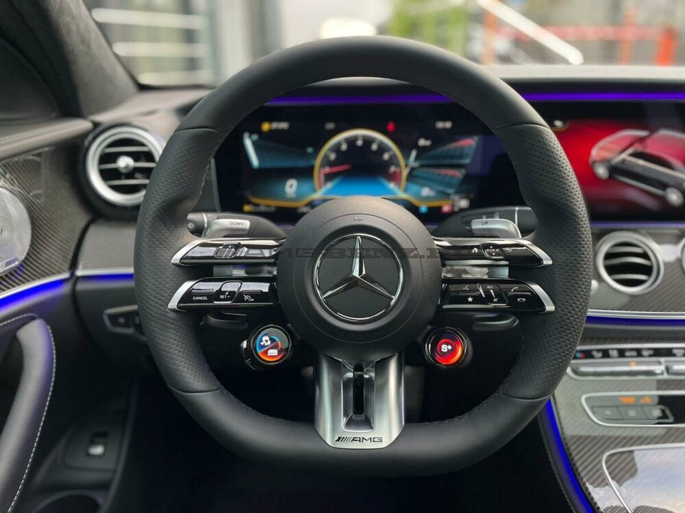 Руль GLS GLE AMG X167 V167