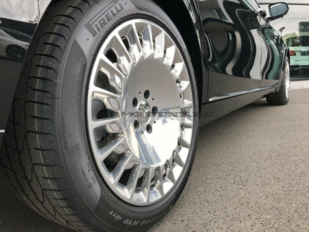 Диски Maybach R19 2018 S-CLASS W222