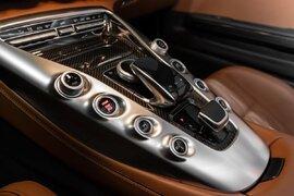 Детали салона карбон AMG GT C190