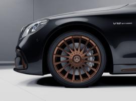 Кованые диски S65 AMG W222 R20 Mercedes C217