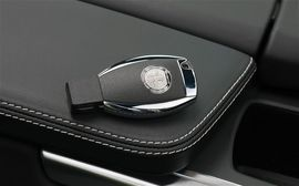 Накладка AMG Affalterbach на ключ Mercedes