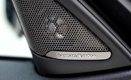 Музыка HARMAN KARDON ML Mercedes W166