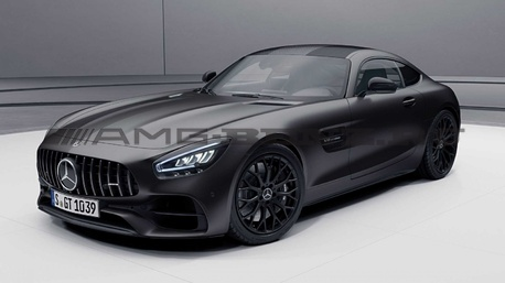 Диски AMG GT Stealth Edition 2021