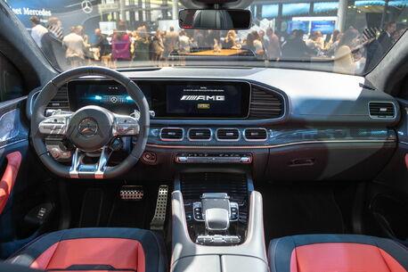Руль GLE Coupe 53 AMG С167