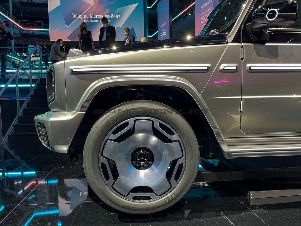 Диски EQG Mercedes