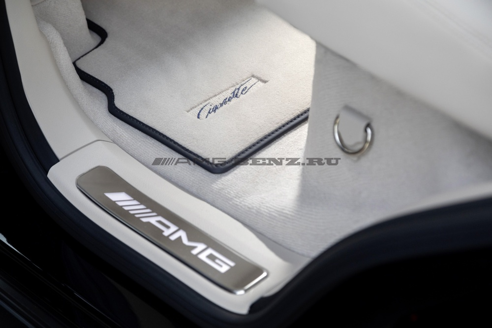 Mercedes G 63 AMG Cigarette Edition
