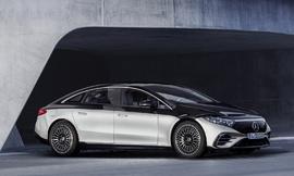 Mercedes Диски EQS