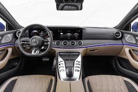 Руль GT AMG X290 Mercedes