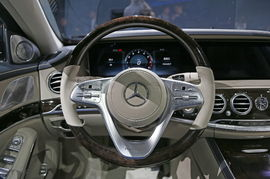 Руль Майбах W222 Mercedes