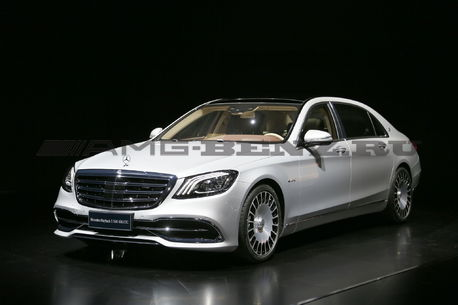 Диски S650 Maybach Cabriolet