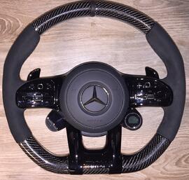 Руль AMG Edition 1 Carbon