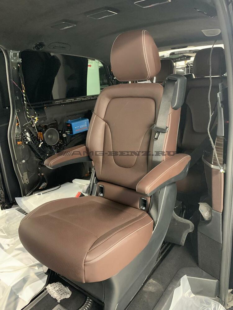 Сиденья W447 Mercedes V-KLASS VIANO