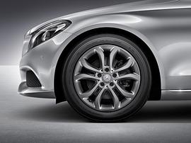 Диски W205 R17 Mercedes C205