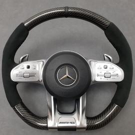 Руль карбон W222 S63 AMG Restyling