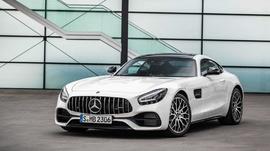 Обвес Mercedes AMG GT W190 Фейслифт