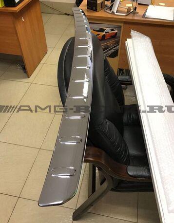 Защита порога багажника GLS GLE W167