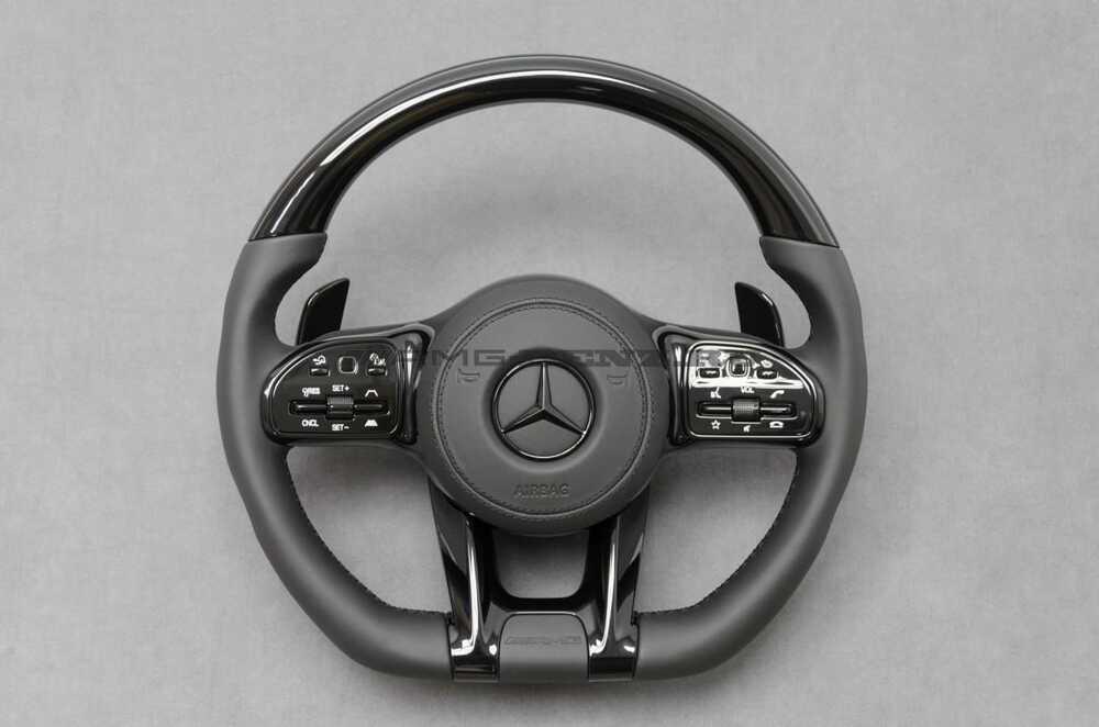 Руль рестайлинг AMG