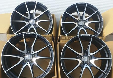 Кованые колесные диски Mercedes AMG SLS C197