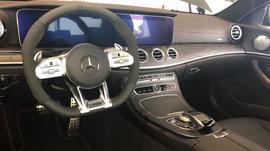Руль E63 / E53 AMG W213 C238 Mercedes
