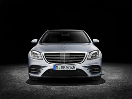 AMG Package W222 Facelift 2018